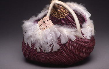 Cathryn's Antler Baskets in Missouri Gallery Exhibition