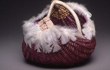 Cathryn's Antler Baskets in Missouri Gallery Exhibition