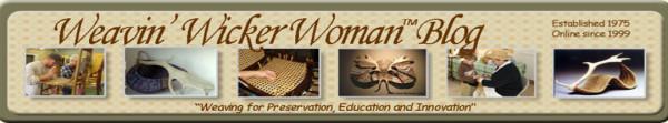 Weavin' Wicker Woman Blog