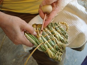 Bee Skep Making Class at Wicker Woman Studio