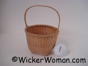 black ash kitten head basket peters 1990