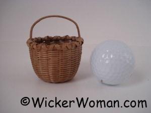 black ash mini basket peters