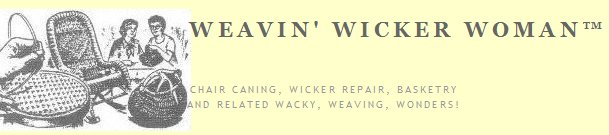 Weavin Wicker Woman Blog Header