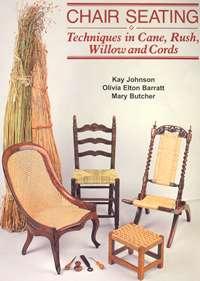 Chair Seating by Johnson, Barratt, Butcher