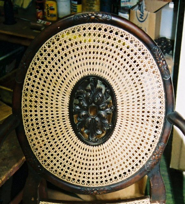 Chair Caning Forum