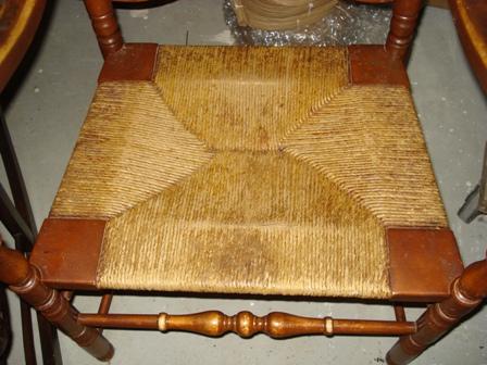 Tuesday Tips–Paper Rush Weaving