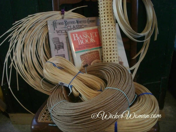How To Weave A Cane Basket : Black friday deals in the weaver s world wicker woman