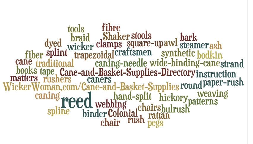 Cane and Basket Supplies Directory™