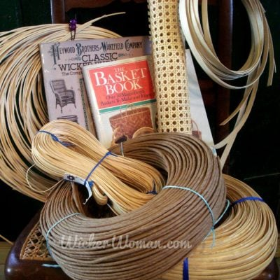 Cathryn's how-to articles, hints and tips, and videos on wicker, caning and basketry