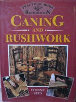 Cane and Rushwork by Yvonne Rees