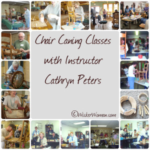 chair caning class