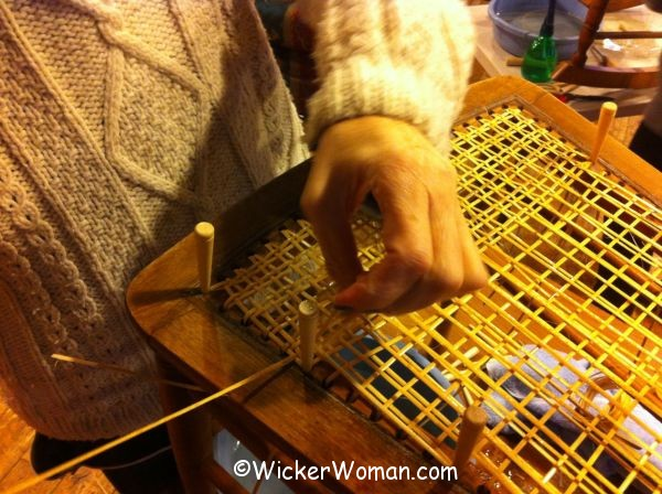 caning step four
