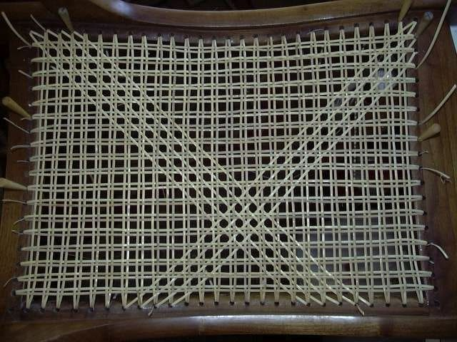Another Chair Caning Business in Ohio