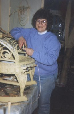 peters antique wicker repair expert