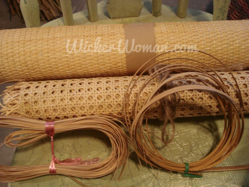 Cane & Basket Weaving Supplies
