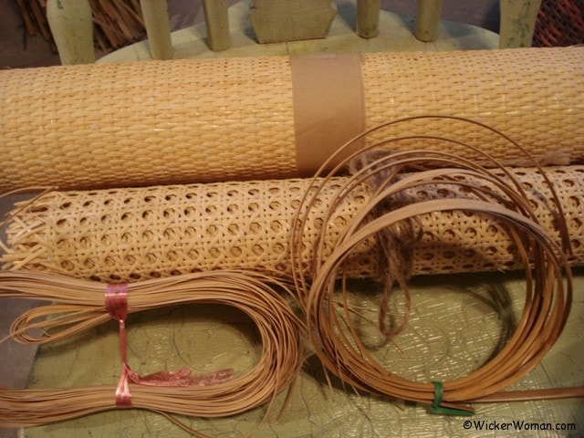 Chair Caning Supplies & Chair Caning and Basket Weaving Supplies