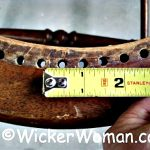 Chair Caning Tips Video--Select the Right Size Cane
