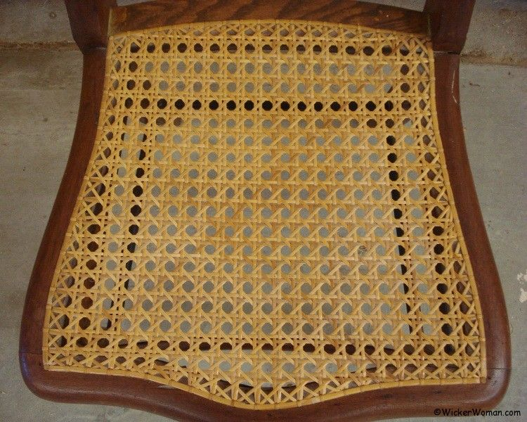 Chair Caning in Hickory, North Carolina