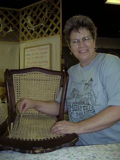 Visit the Chair Caning Forum!