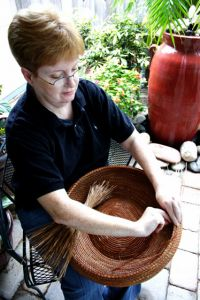 Monday Mention–Basketmaker Cynthia Killgore
