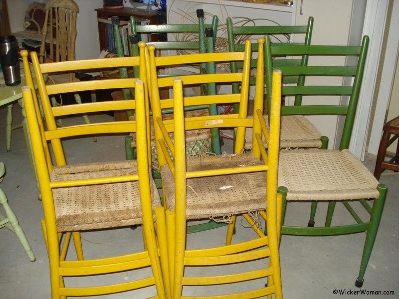 Danish Cord Chair Seats-Wednesday Wicker Wisdom
