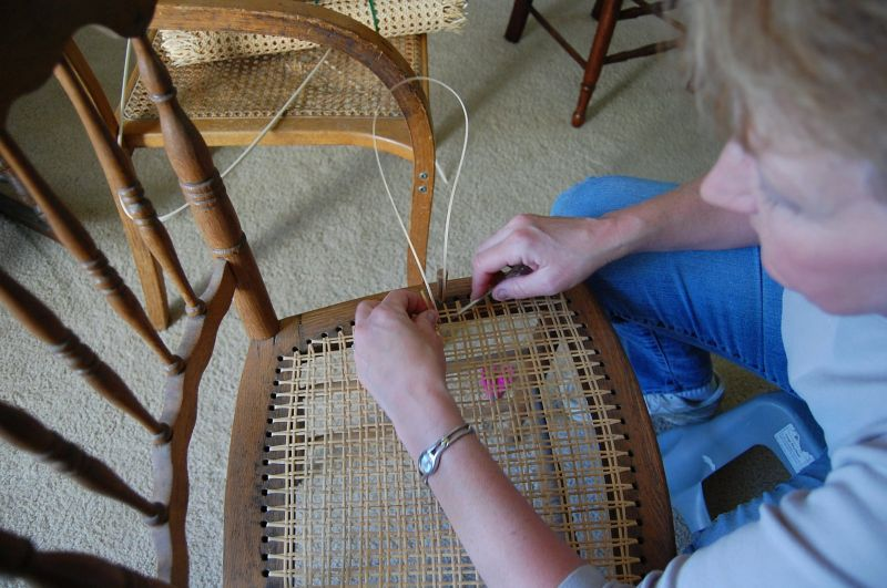 Monday Mention — Chair Caning in the News!