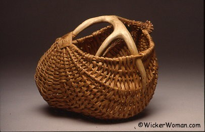 Antler Basketweaving — Thursday Thoughts