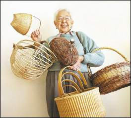 Basketmakers in the News