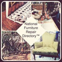 National Furniture Repair Directory™ get TLC for your damaged furniture--bring it back to its former glory!