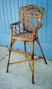 Wednesday Wicker Wisdom-Making Repairs