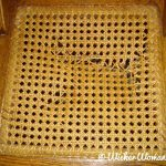 Need Chair Caning Repair?