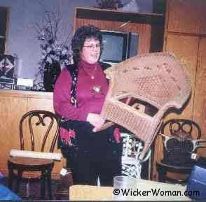 The Wicker Woman, Cathryn Peters at speaking engagement