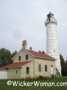 Baileys Harbor lighthouse
