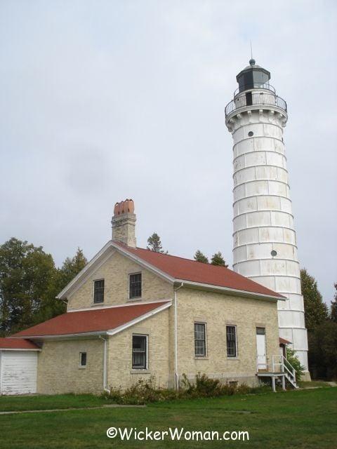 Baileys Harbor lighthouse