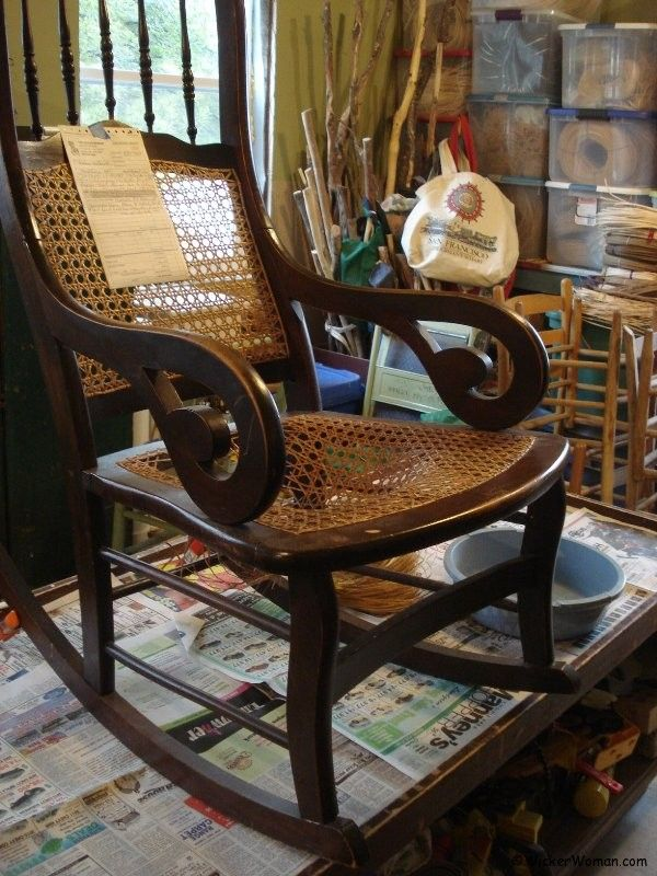 Tuesday Tips–Chair Caning Helper