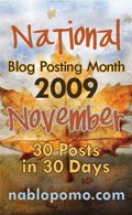 30 Days of Continuous Blog Posts Made!