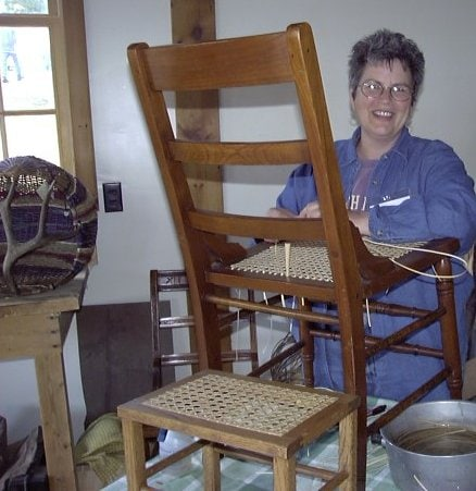 Chair Caning Guild Forming! July 13-15, 2007