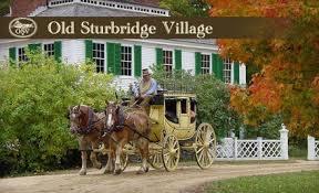 Old Sturbridge Village coach