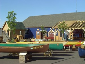 North House Folk School Wooden Boat Show