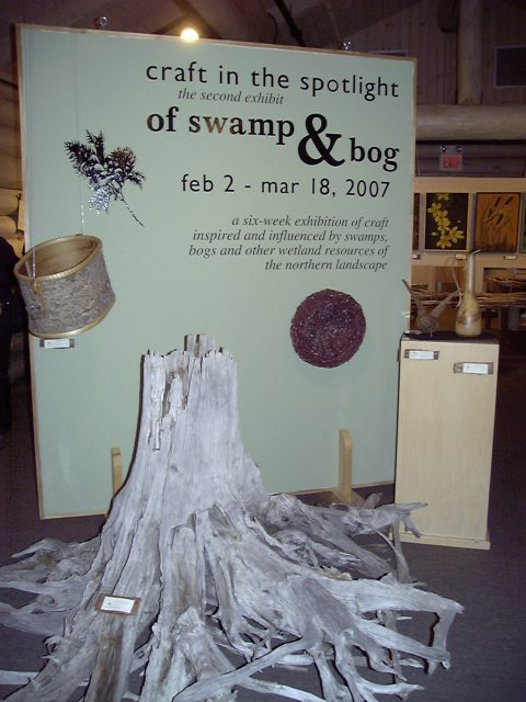 """Of Swamp and Bog"" Exhibit Closing Soon!"