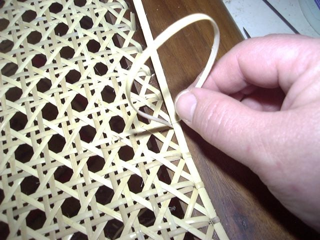 MONDAY MENTION–Chair Caning Blogs