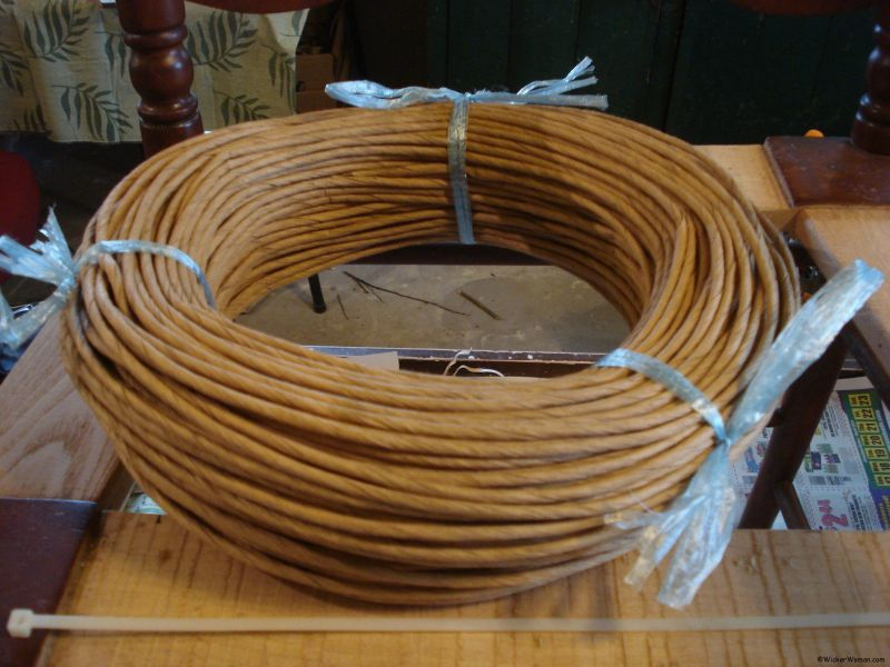 What Is Paper Fibre Rush Paper Rope Or Paper Wicker