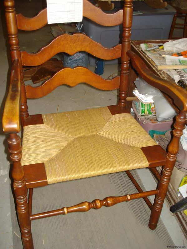 Seatweaving Faq Ask The Chair Caning Expert