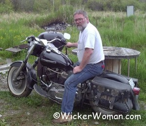 John Peters Harley 2005