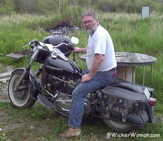 John Peters Harley 2005
