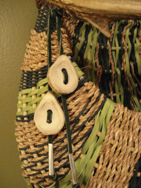 """Antler Baskets Entered in """"Art in the Round"""" Competition!"""