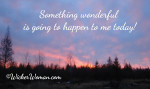 something wonderful quote