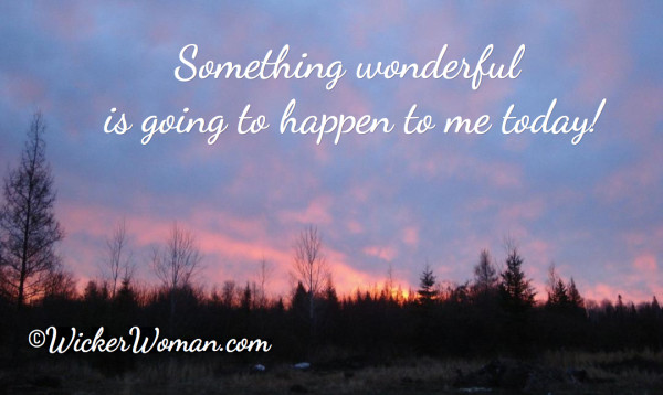 something wonderful quote