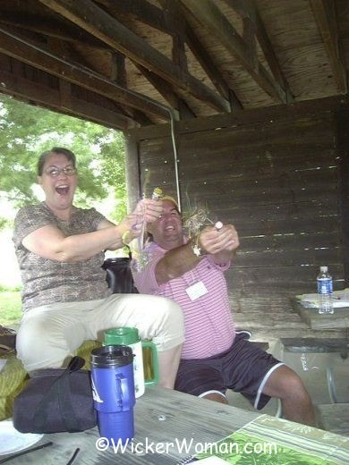 The SeatWeavers' Guild founder's meeting