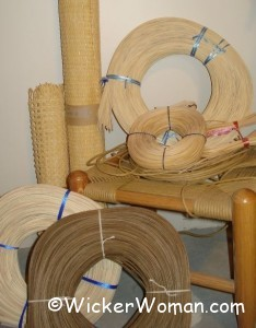 cane and basket weaving supplies